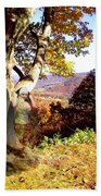 Spirits In View Hand Towel
