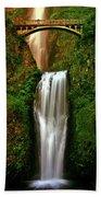 Spiritual Falls Bath Towel