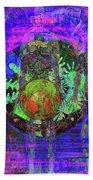 Spiritual Traveler Bath Sheet by Joseph Mosley