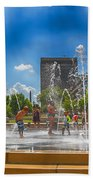 Splashville Of Asheville Hand Towel