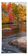 Splendor Of Fall Bath Towel