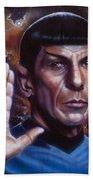 Spock Bath Towel