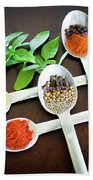Spoons N Spices Bath Towel