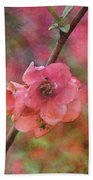 Spring Blossoms 9129 Idp_2 Bath Towel
