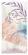 Spring Dance Bath Towel