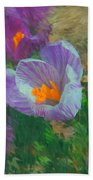 Spring Has Sprung Bath Towel
