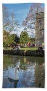 Spring In Canterbury Bath Towel