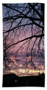 Spring Is On The Way Bath Towel