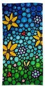 Spring Maidens Hand Towel