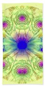 Spring Meditation Bath Towel