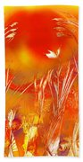 Spring On The Red Planet Bath Towel