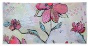 Spring Reverie II Bath Towel