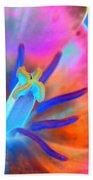 Spring Tulips - Photopower 3127 Bath Towel