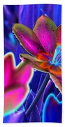 Spring Tulips - Photopower 3151 Bath Towel