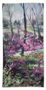 Spring's Passion 2 Bath Towel