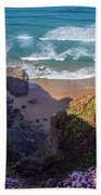 Springtime In Cornwall Bath Towel