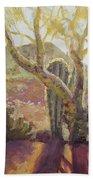 Spur Cross, April Bath Towel