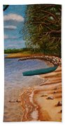 St Andrews State Park Panama City Florida Bath Towel