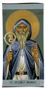 St. Declan Of Ardmore - Rldoa Bath Towel