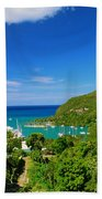St. Lucia  Bath Towel