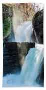 St Mary Falls Bath Towel