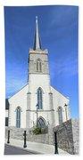 St. Marys Church Killybegs Bath Towel