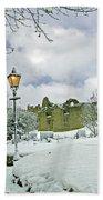 St Mary's Churchyard - Tutbury Bath Towel
