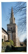 St Michael And All Angels Church -- Little Bredy Bath Towel