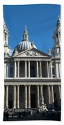 St Pauls Cathedral Bath Towel