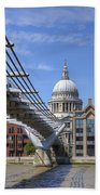 St Paul's Cathedral Bath Towel