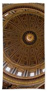 St. Peter's Duomo 1 Bath Towel