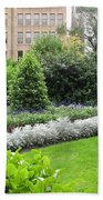 St. Stephen's Garden Bath Towel