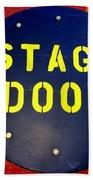 Stage Door Bath Towel