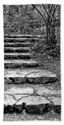 Stairway To Nature Bath Towel
