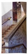 Stairway To Yesterday Bath Towel