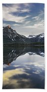 Stanley Lake Bath Towel