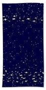 Star Bath Towel