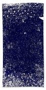 Star Cluster Bath Towel