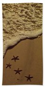 Starfish Constellation Bath Towel