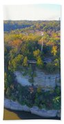 Starved Rock Ill, Hand Towel