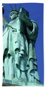 Statue Of Liberty 10 Bath Towel