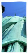 Statue Of Liberty 9 Bath Towel
