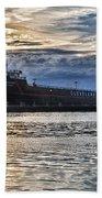 Steamship William G. Mather - 1 Bath Towel