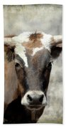 Steer Bull Bath Towel