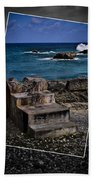 Steps To The Ocean2 Hand Towel