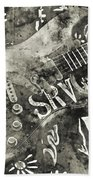Stevie Ray Vaughan - 03 Bath Towel