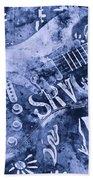 Stevie Ray Vaughan - 04 Bath Towel