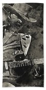 Stevie Ray Vaughan - 13  Bath Towel