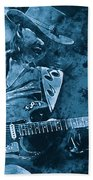 Stevie Ray Vaughan - 14 Bath Towel