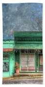 Stewards General Store And Post Office Bath Towel